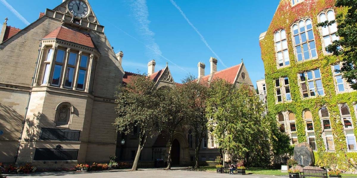 University of Manchester-web
